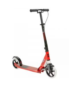 Refurbished Oxelo MID 9 Scooter - Red