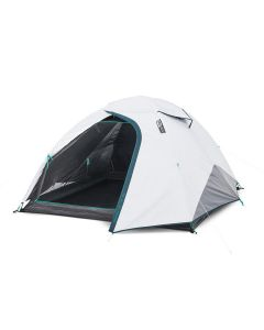 Refurbished CAMPING TENT MH100 FRESH & BLACK - 3 PERSON